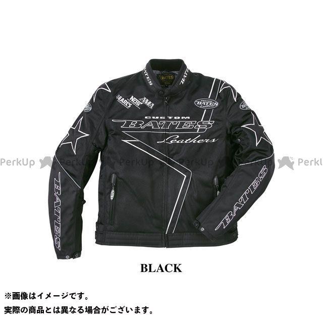 BATES ジャケット 2020春夏モデル BJ-M2012SS 2Wayメッシュジャケット(ブラック) サイズ:M ベイツ