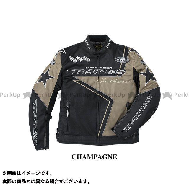 BATES ジャケット 2020春夏モデル BJ-M2012SS 2Wayメッシュジャケット(シャンパン) サイズ:XL ベイツ