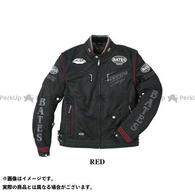 BATES ジャケット 2020春夏モデル BJ-M2013TT 2Wayメッシュジャケット(レッド) サイズ:L ベイツ