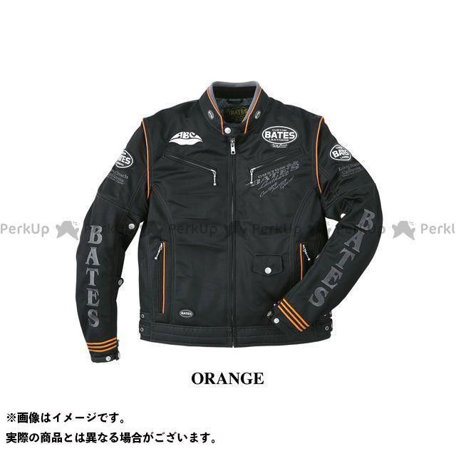 BATES ジャケット 2020春夏モデル BJ-M2013TT 2Wayメッシュジャケット(オレンジ) サイズ:L ベイツ
