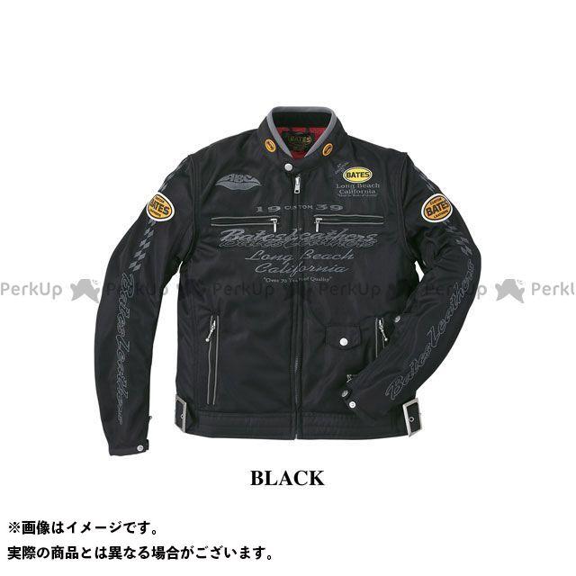 BATES ジャケット 2020春夏モデル BJ-M2014RS メッシュジャケット(ブラック) サイズ:M ベイツ
