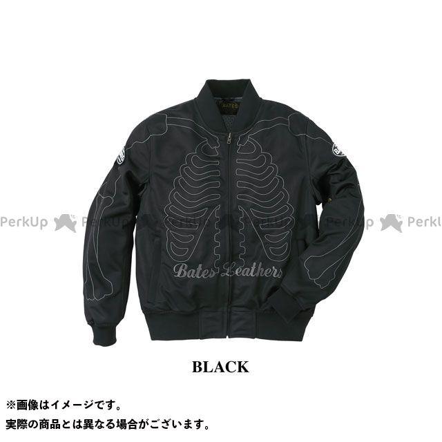BATES ジャケット 2020春夏モデル BJ-M2015S メッシュジャケット(ブラック) サイズ:XL ベイツ