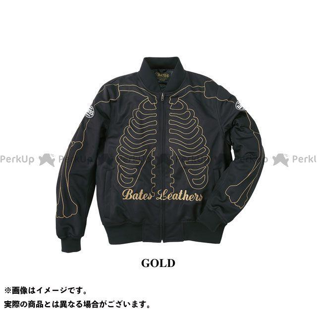 BATES ジャケット 2020春夏モデル BJ-M2015S メッシュジャケット(ゴールド) サイズ:XL ベイツ