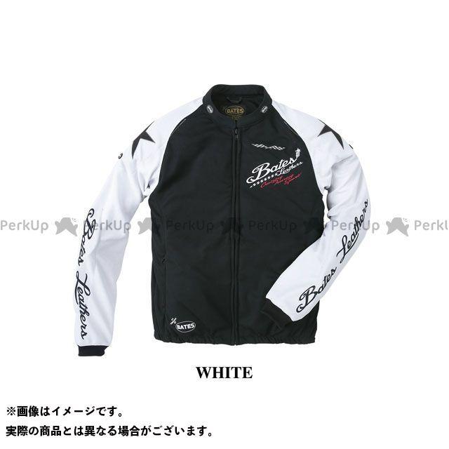 BATES ジャケット 2020春夏モデル BJCT-013 クールテックスメッシュジャケット(ホワイト) サイズ:XL ベイツ