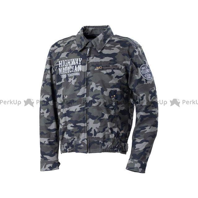 YeLLOW CORN ジャケット 2020春夏モデル YB-0100 コットンジャケット(カモ) サイズ:LW イエローコーン