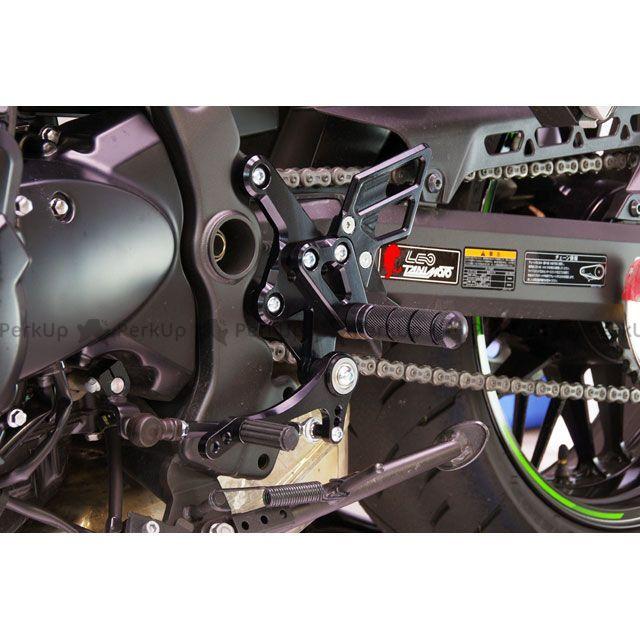 【無料雑誌付き】SANSEI RACING Z900RS Z900RSカフェ ステップ ZNICマルチステップ(ケミカルブラック) サンセイ