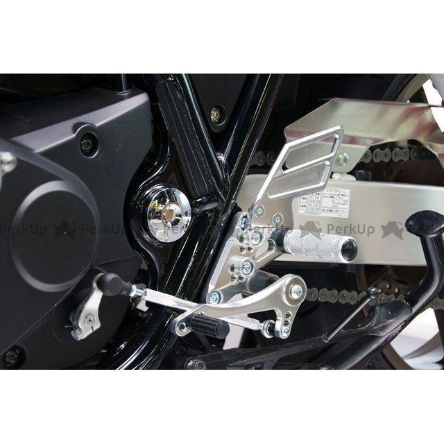 【無料雑誌付き】SANSEI RACING CB1300スーパーボルドール CB1300スーパーフォア(CB1300SF) ステップ ZNICマルチステップ(ケミカルポリッシュ) サンセイ