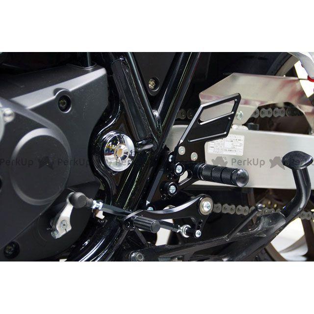 【無料雑誌付き】SANSEI RACING CB1300スーパーボルドール CB1300スーパーフォア(CB1300SF) ステップ ZNICマルチステップ(ケミカルブラック) サンセイ