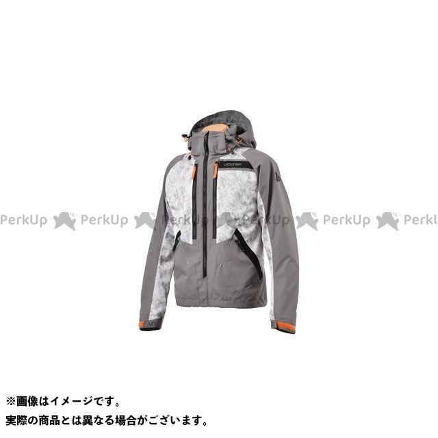 アーバニズム ジャケット 2020春夏モデル UNJ-080 メッシュベントジャケット(ライトグレーカモ) サイズ:L urbanism