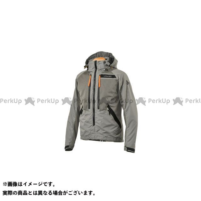 アーバニズム ジャケット 2020春夏モデル UNJ-080 メッシュベントジャケット(ソリッドグレー) サイズ:L urbanism