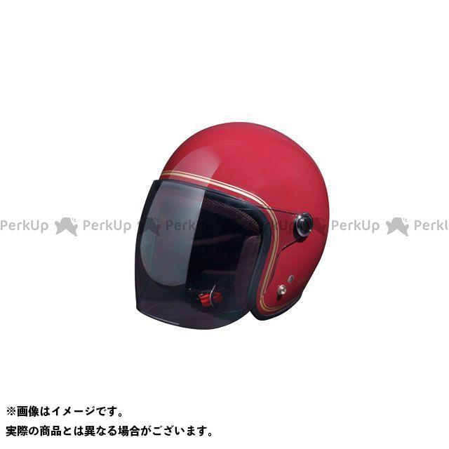 ロッソスタイルラボ ジェットヘルメット ROH-506 ROSSOジェットヘルメット『CLASSIC』(ロッソレッド) RossoStyleLab