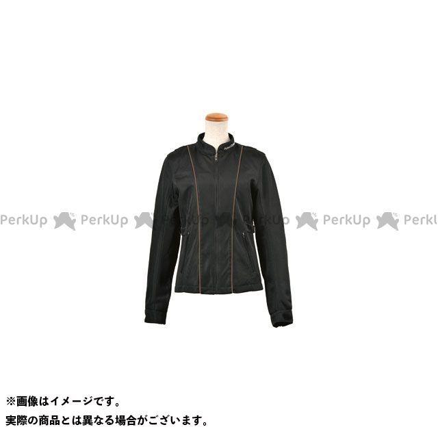 ロッソスタイルラボ ジャケット 2020春夏モデル ROJ-87 防風インナー付スタイルアップメッシュジャケット(ブラック) サイズ:S RossoStyleLab