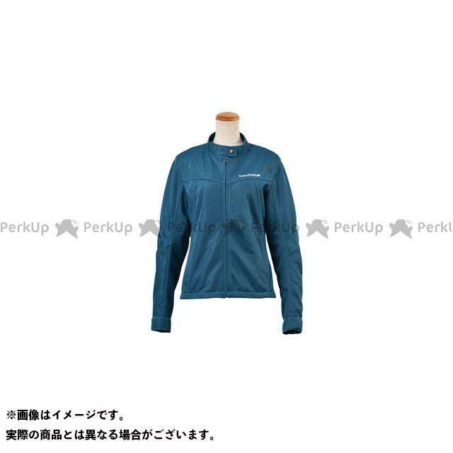 ロッソスタイルラボ ジャケット 2020春夏モデル ROJ-88 スタイルアップスタンダードメッシュジャケット(ブルーグリーン) サイズ:LL RossoStyleLab
