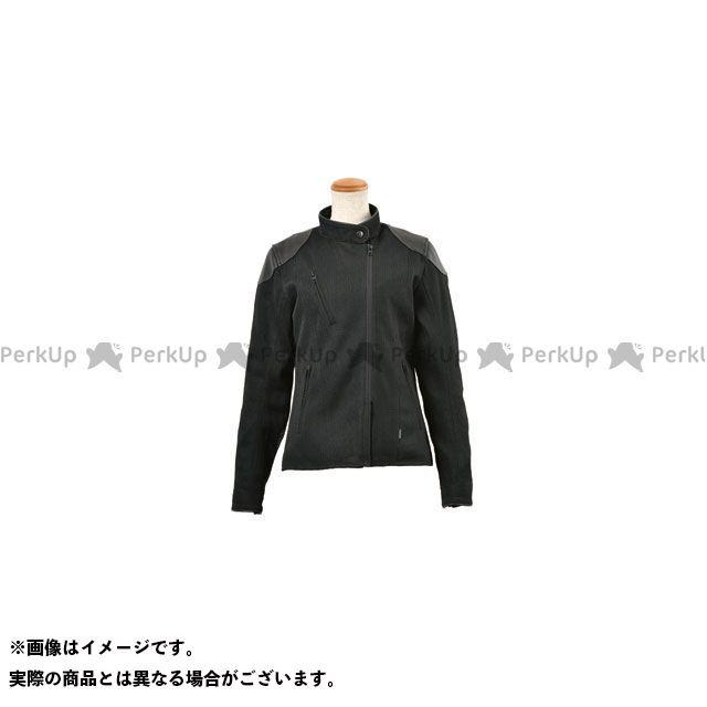 ロッソスタイルラボ ジャケット 2020春夏モデル ROJ-93 レザープロテクトライダースメッシュジャケット(ブラック) サイズ:L RossoStyleLab