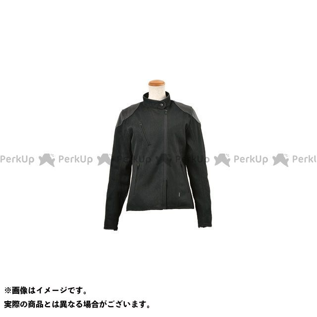 ロッソスタイルラボ ジャケット 2020春夏モデル ROJ-93 レザープロテクトライダースメッシュジャケット(ブラック) サイズ:LL RossoStyleLab