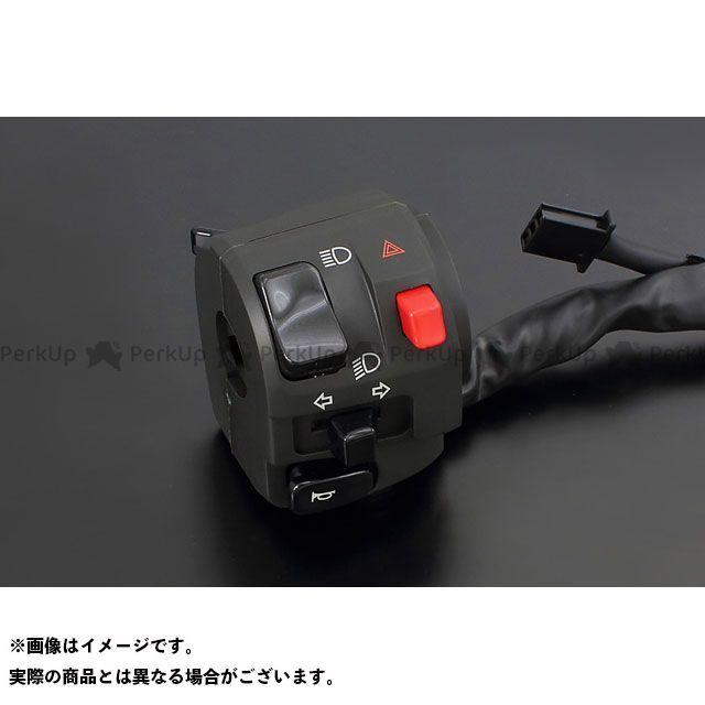 ピーエムシー ハンドル周辺パーツ ※ZX※左S/W ZEPHYR1100 A7-10 常時点灯 PMC