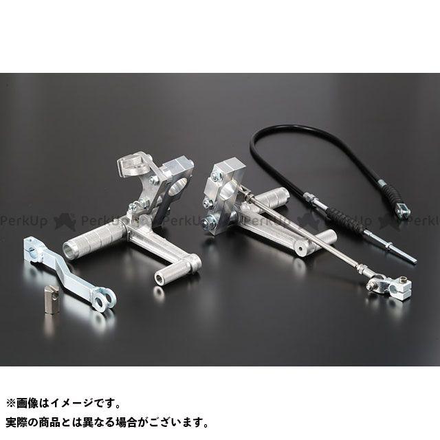 【無料雑誌付き】ピーエムシー バックステップ関連パーツ ワイヤー引きバックステップ ASSY PMC