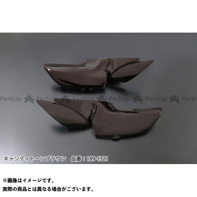 ピーエムシー カウル・エアロ Z2タイプ サイドカバー Z900RS 火の玉 PMC