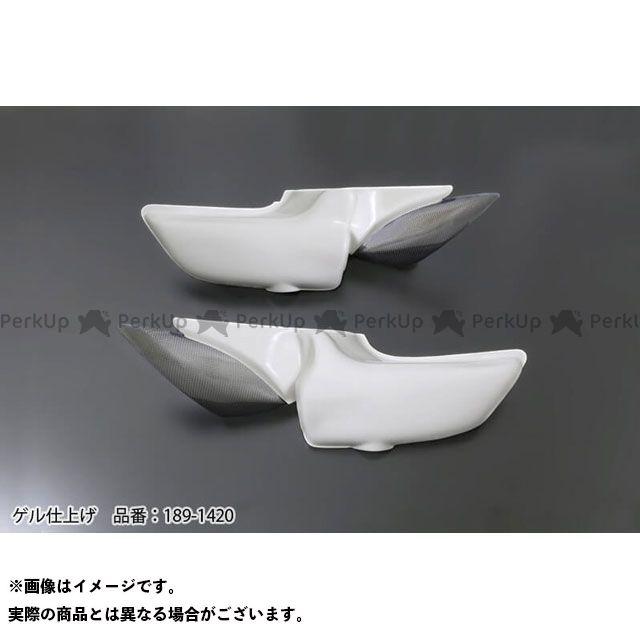 ピーエムシー カウル・エアロ Z2タイプ サイドカバー ゲル仕上カーボン Z900RS PMC