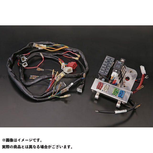 ピーエムシー 電装スイッチ・ケーブル ハイブリッドハーネスセット Z1/Z2 PMC