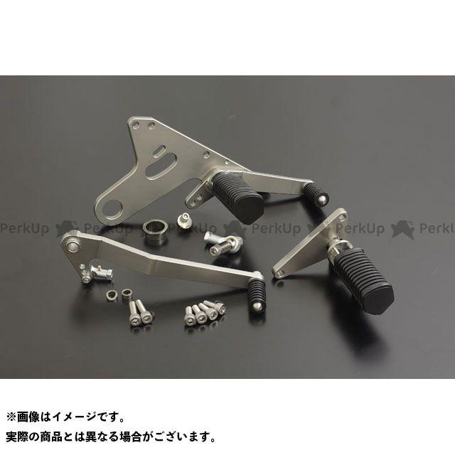 【無料雑誌付き】ピーエムシー バックステップ関連パーツ S1-TYP バックステップキット Z1000R PMC