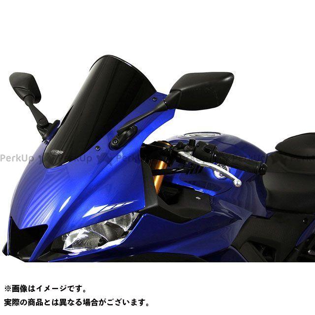【エントリーで更にP5倍】エムアールエー YZF-R25 YZF-R3 スクリーン関連パーツ スクリーンレーシング(ブラック) MRA