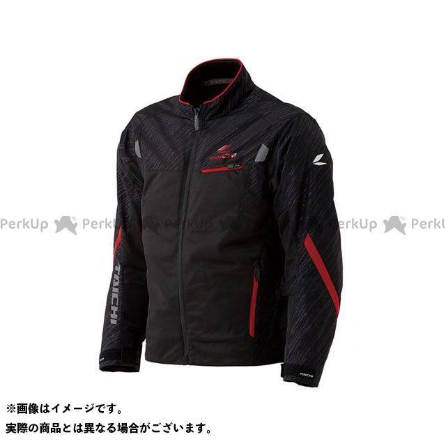 アールエスタイチ ジャケット 2020春夏モデル RSJ331 トルク メッシュジャケット(ブラック/レッド) サイズ:XXL RSタイチ