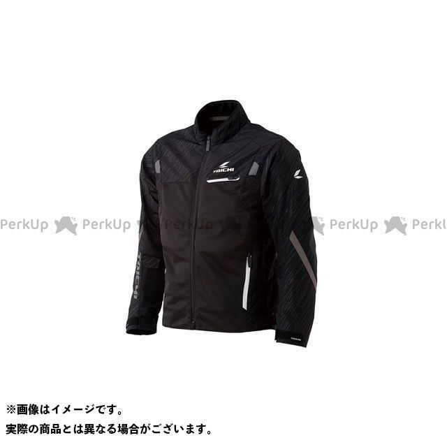 アールエスタイチ ジャケット 2020春夏モデル RSJ331 トルク メッシュジャケット(ブラック/ホワイト) サイズ:L RSタイチ