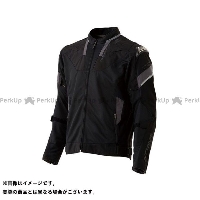 アールエスタイチ ジャケット 2020春夏モデル RSJ332 アームド ハイプロテクション メッシュジャケット(リフレクディブ ブラック) サイズ:XL RSタイチ