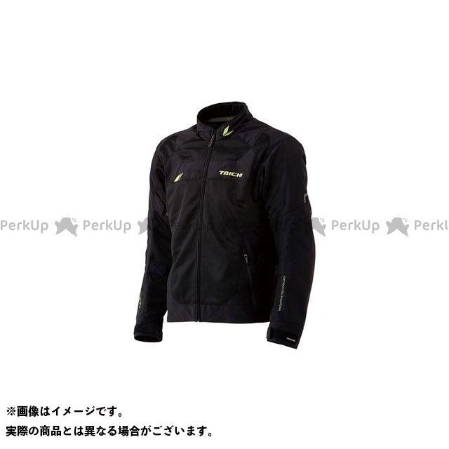 アールエスタイチ ジャケット 2020春夏モデル RSJ320 クロスオーバー メッシュジャケット(ブラック ネオン) サイズ:S RSタイチ