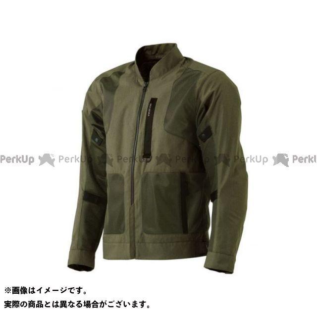 アールエスタイチ ジャケット 2020春夏モデル RSJ319 ビエント エアー ジャケット(オリーブ) サイズ:XL RSタイチ
