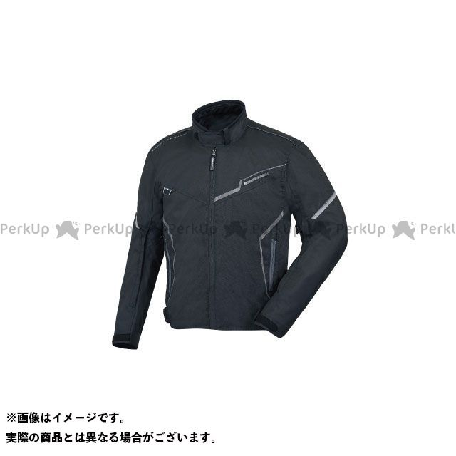 ラフアンドロード ジャケット 2020春夏モデル RR7242 ライディングジャケット(ブラック) サイズ:XL ラフ&ロード