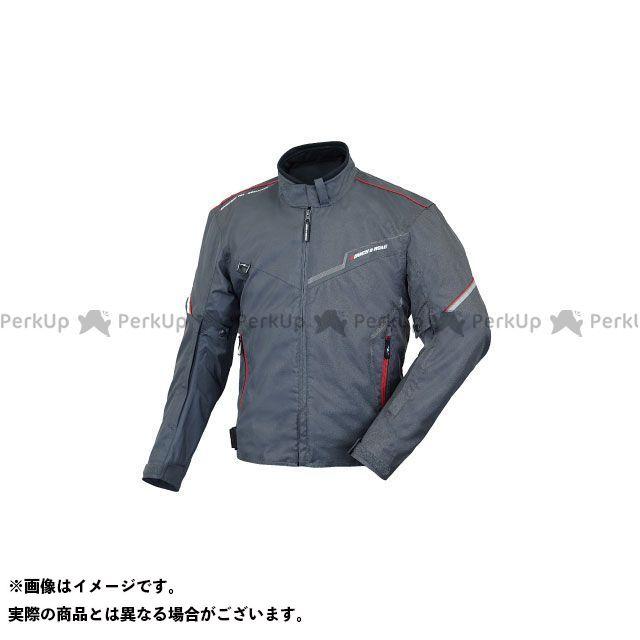 ラフアンドロード ジャケット 2020春夏モデル RR7242 ライディングジャケット(ガンメタ) サイズ:M ラフ&ロード