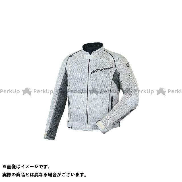 ラフアンドロード ジャケット 2020春夏モデル RR7341 ダイレクトエアメッシュジャケットFP(プラチナシルバー) サイズ:M ラフ&ロード