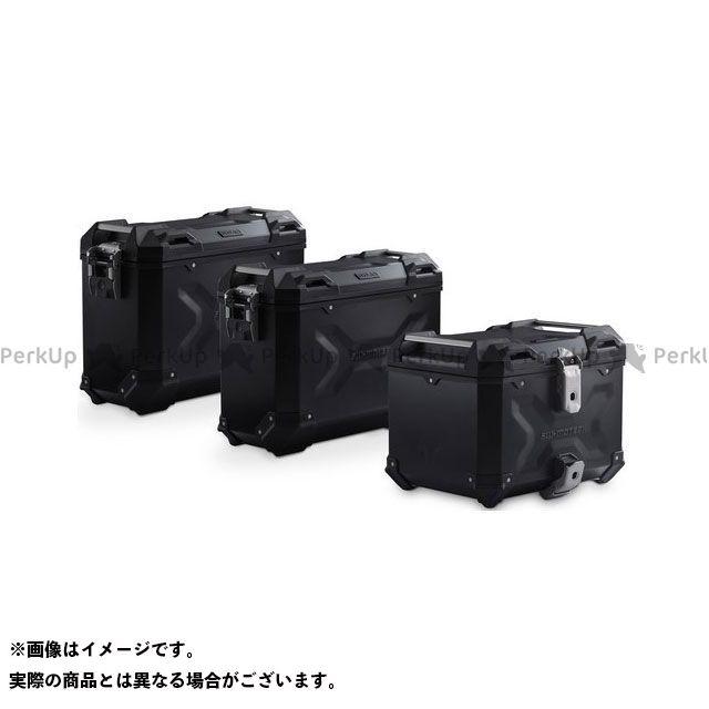 【エントリーで更にP5倍】SW-MOTECH トレーサー900・MT-09トレーサー ツーリング用ボックス アドベンチャーセット ラゲッジ ブラック Yamaha MT-09 Tracer(14-)|ADV.06.525.75000/B SWモテック
