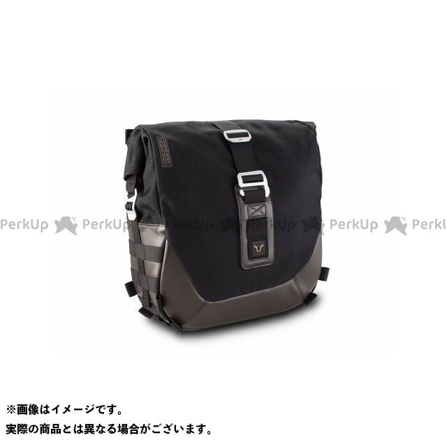 【エントリーで更にP5倍】SW-MOTECH スクランブラー ツーリング用バッグ 「レジェンドギア」 サドルバッグ セット - 左 LS2(13.5 l)サドルストラップSLS付き SWモテック