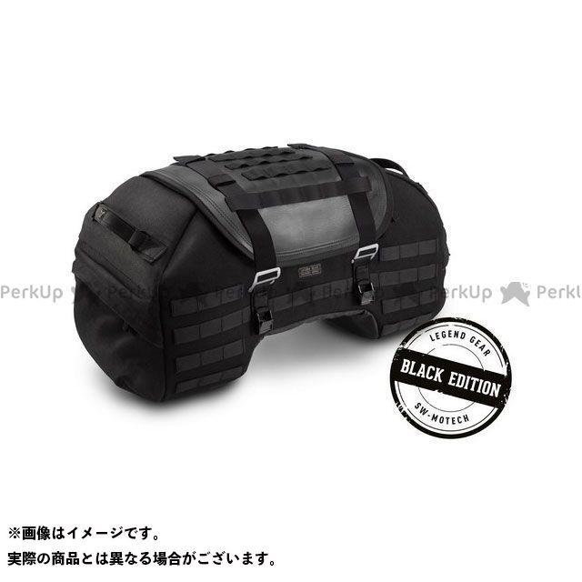 SW-MOTECH ツーリング用バッグ Legend Gear(レジェンドギア)テールバッグ LR2 - ブラックエディション 48 l. スプラッシュプルーフ|BC.HTA.00 SWモテック