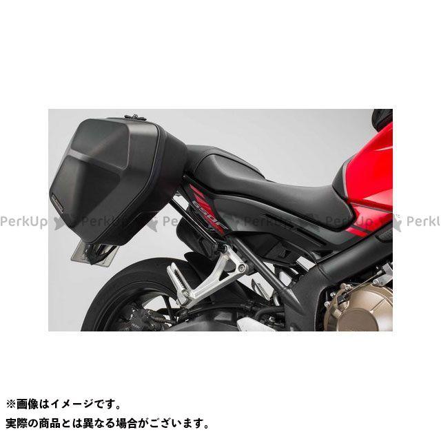 SW-MOTECH CB650F CBR650F ツーリング用ボックス URBAN ABS サイドケースシステム 2x 16 l. Honda CB650F(16-)|BC.HTA.01.529.30000/B SWモテック