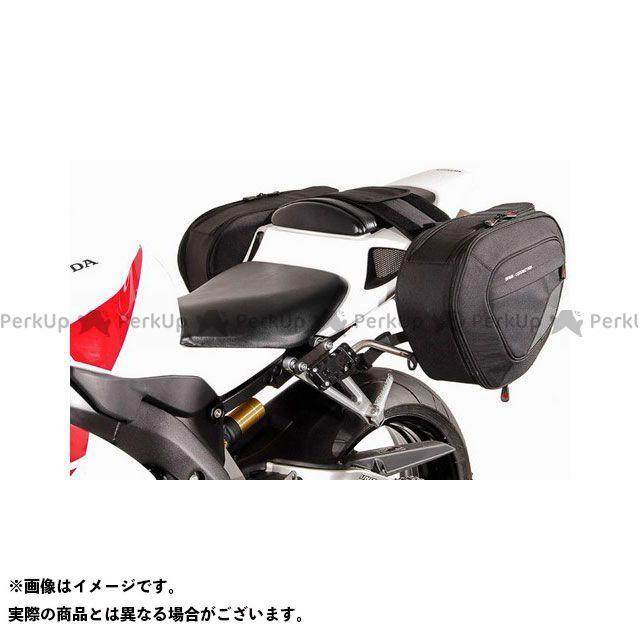 SW-MOTECH CBR1000RRファイヤーブレード ツーリング用バッグ BLAZE H(ブレイズH)サドルバッグセット ブラック/グレー Honda CBR1000RR Fireblade(04-07) BC.HTA.01 SWモテック