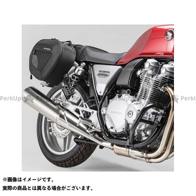 SW-MOTECH CB1100 CB1100EX ツーリング用バッグ BLAZE サドルバッグセット -ブラック/グレー- Honda CB1100/EX(12-16).|BC.HTA.01.740.10801/B SWモテック
