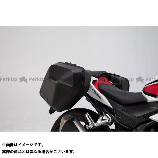 SW-MOTECH CB500F CBR500R ツーリング用ボックス URBAN ABS サイドケースシステム. 2x 16 l. Honda CB500F(16-)/CBR500R(16-).|BC.HTA SWモテック