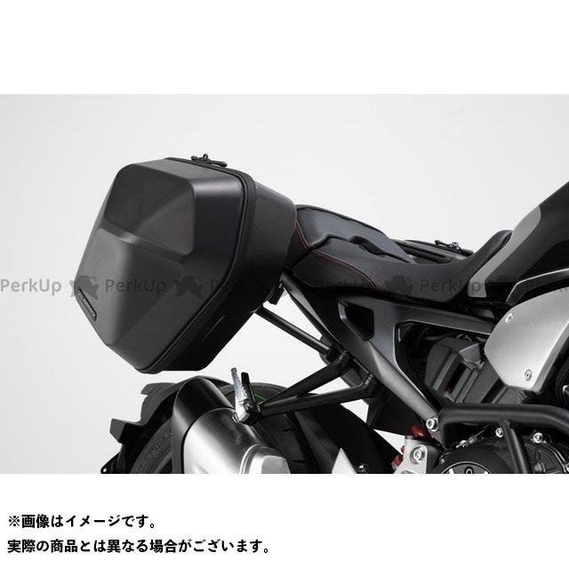 SW-MOTECH CB1000R ツーリング用ボックス URBAN ABS サイドケースシステム. 2x 16 l. Honda CB 1000 R.|BC.HTA.01.903.30000/B SWモテック