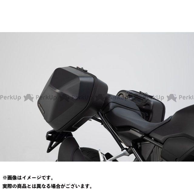 SW-MOTECH CB125R CB300R ツーリング用ボックス URBAN ABS サイドケースシステム. 2x 16 l. Honda CB300 R(18-).|BC.HTA.01.906.30000/B SWモテック