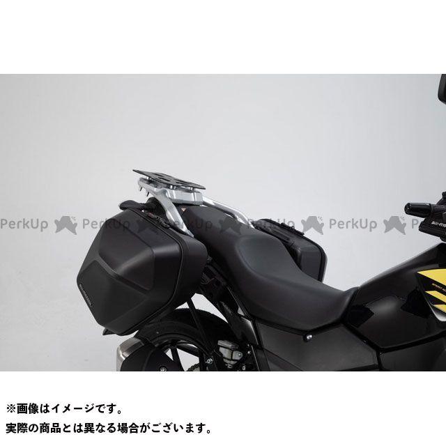 【エントリーで更にP5倍】SW-MOTECH Vストローム250 ツーリング用ボックス URBAN ABS side case system2x 16、5 l. Suzuki V-Strom 250(18-).|BC.HTA.05.908.30000/…