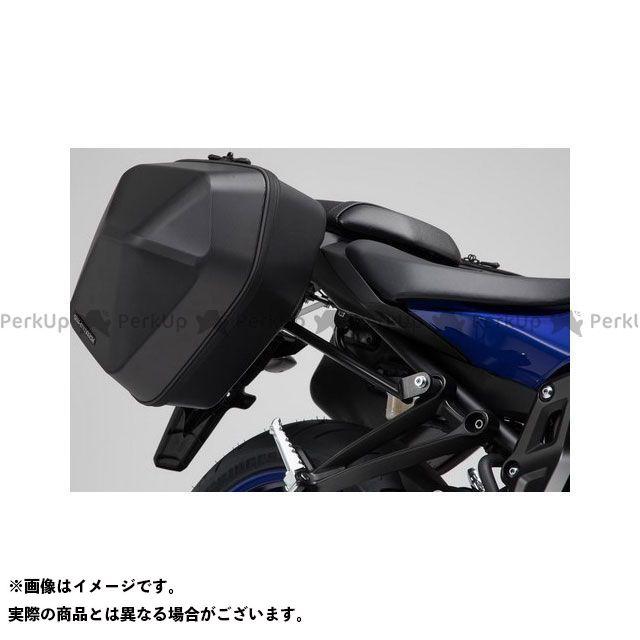 SW-MOTECH MT-07 ツーリング用ボックス URBAN ABS サイドケースシステム 2x 16 l. Yamaha MT-07(14-)|BC.HTA.06.506.30000/B SWモテック