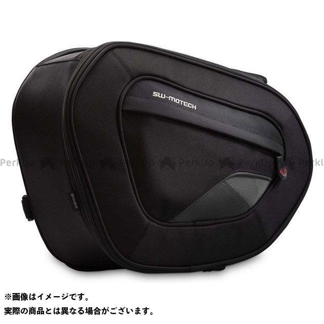 SW-MOTECH MT-03 ツーリング用バッグ BLAZE サドルバッグセット -ブラック/グレー- Yamaha MT-03(16-).|BC.HTA.06.740.11201/B SWモテック