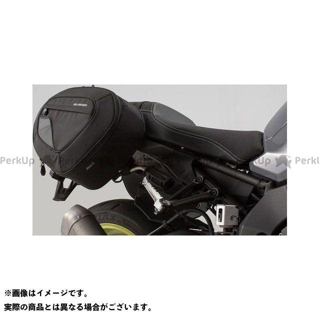 SW-MOTECH MT-10 ツーリング用バッグ BLAZE H サドルバッグセット -ブラック/グレー- Yamaha MT-10(16-). BC.HTA.06.740.11301/B SWモテック