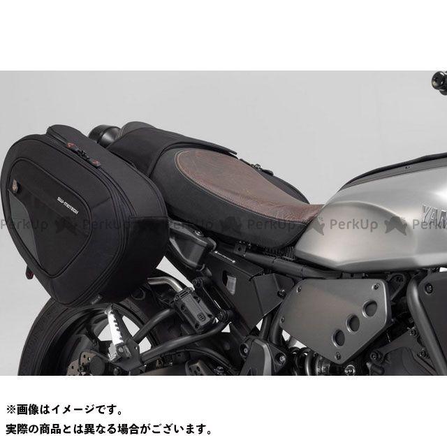 【エントリーで更にP5倍】SW-MOTECH XSR700 ツーリング用バッグ BLAZE H サドルバッグセット -ブラック/グレー- Yamaha XSR 700(16-).|BC.HTA.06.740.11500/B SWモテック