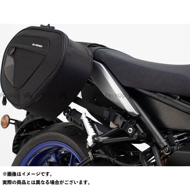 SW-MOTECH MT-09 ツーリング用バッグ BLAZE H サドルバッグセット -ブラック/グレー- Yamaha MT-09 SP(18-).|BC.HTA.06.740.11600/B SWモテック