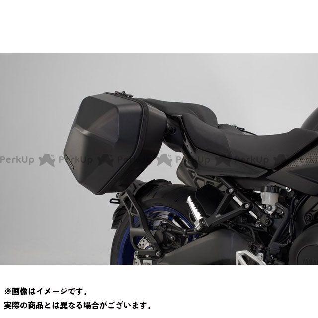 SW-MOTECH ナイケン ツーリング用ボックス URBAN ABS サイドケースシステム2x 16、5 l. Yamaha Niken(18-).|BC.HTA.06.859.30000/B SWモテック